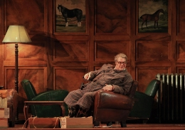 Falstaff di Giuseppe Verdi Direttore: Daniel Harding  Regia: Robert Carsen  Scene: Paul Steinberg  Costumi: Brigitte Reiffenstuel  Luci: Robert Carsen e Peter Van Praet
